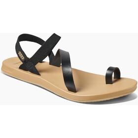 Reef Cushion Muse Sandals Women, negro